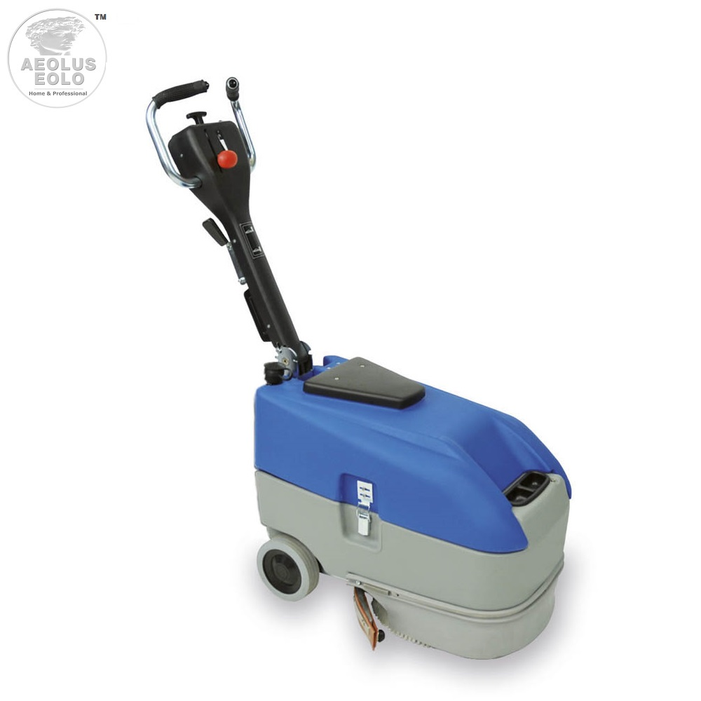 Electric Floor Scrubber Dryer